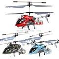 4.5CH RC Helicóptero AVATAR Metal Del Control de Radio Con El GIROCOMPÁS LED Light Control Remoto helicpter helicoptero aviao controle remoto