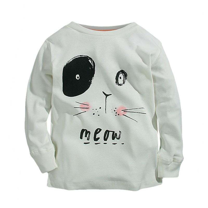 f640141dd1b7 New Children Clothes Sets Baby Girls Sleepwear Long Sleeve Leisure ...