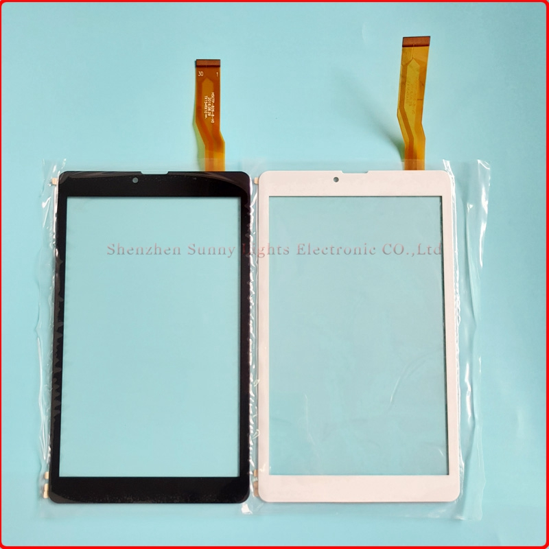 New 8 Touch For IRBIS TZ891 4G Tablet Touch Screen Touch Panel digitizer Glass Sensor Replacement Free Shipping new touch screen i9300 s3 hfc04700068 touch panel digitizer glass sensor replacement free shipping