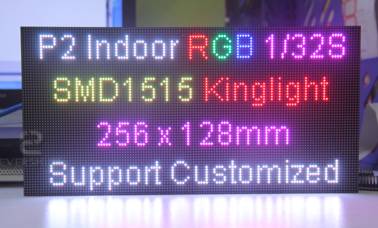 P2 indoor full color led module-10