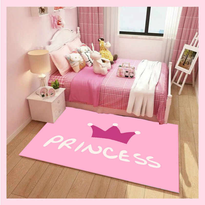 Detail Feedback Questions About Cute Cartoon Unicorn Carpet Children