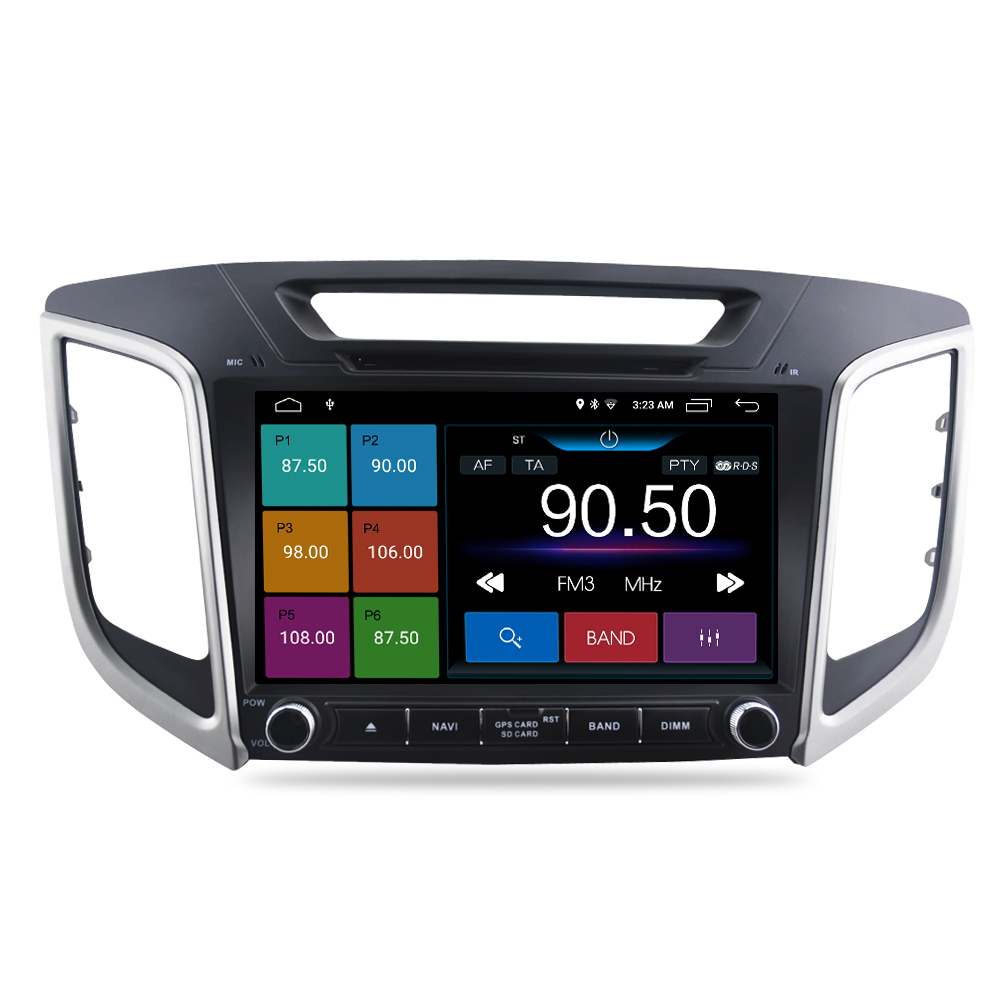 """Image 2 - Android 9.1 Car Stereo For Hyundai ix25 Creta 2014 2018 Car DVD Player 9"""" IPS Screen 2 Din Video GPS Navigation Radio Multimedia-in Car Multimedia Player from Automobiles & Motorcycles"""