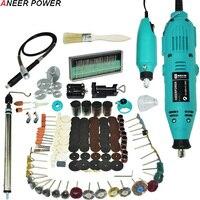 180W Mini DIY Drill Engraver Dremel Mini Drill Machine Engraving Pen Grinder Mini Electric DIY Drill