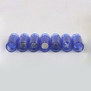 Image 2 - 50 pièces 9 12 36 42 broches motorisées méso Machine aiguille cartouches pour Dr pen ULTIMA A6 micro aiguilles soins de la peau conseils de thérapie