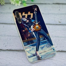 Soft TPU Silicone Cover for Huawei P9 Lite 2017 Ace Frehley Phone Case for P10 P20 P30 P Smart 2018 2019 Mate 10 20 Pro P8 Skin цена и фото