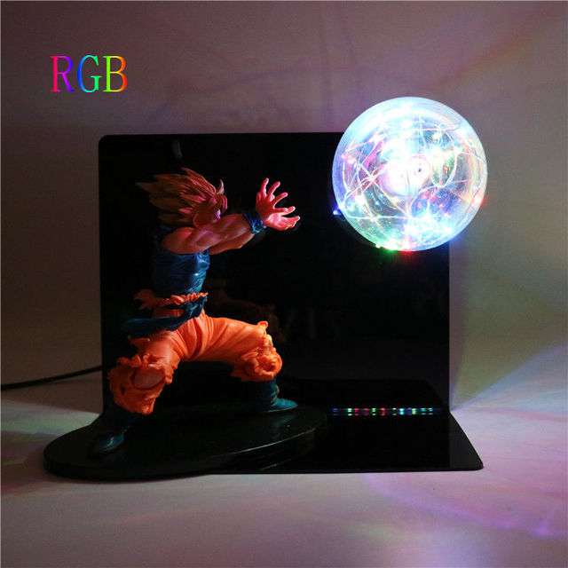 diy led night light easy diy action figures kids toys bedroom lamp baby dolls led for children night light diy anime model