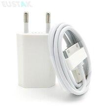 Зарядный ipod синхронизации данных plug ес зарядное питания устройство путешествия адаптер