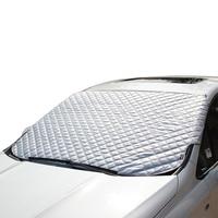YIKA Universal 3 Colors Car Snow Covers Window Sunshade For SUV And Ordinary Car Anti Snow
