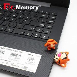 Image 4 - Hoạt Hình Dễ Thương Ổ Đĩa Flash USB 32GB Động Vật Heo Thỏ Pendrive 64GB Dung Lượng Thực 4GB 8GB 16GB Thẻ Nhớ Tôi Ổ Đĩa Flash Bút