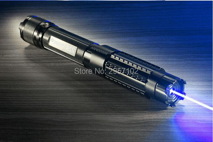 ponteiro laser azul lanterna luz queima de 02