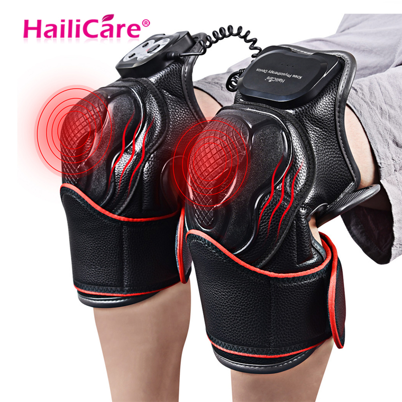 Electronic Knee Massager With Heat