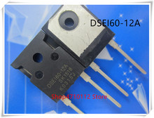 NEW 10PCS/LOT  DSEI60-12A DSEI60-12 DSEI60 TO-247 IC