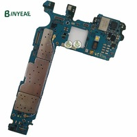 BINYEAE Original G935V Unlocked Main Motherboard 32GB Replacement For Samsung Galaxy S7 Edge G935V