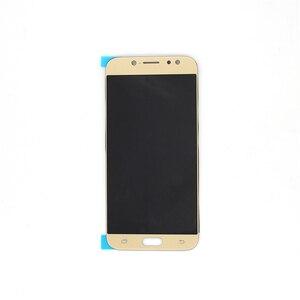 Image 4 - Có Thể Điều Chỉnh Màn Hình LCD Dành Cho Samsung Galaxy Samsung Galaxy J7 Pro 2017 J730 J730F Màn Hình Hiển Thị LCD Với Bộ Số Hóa Cảm Ứng Thay Thế Có Khung