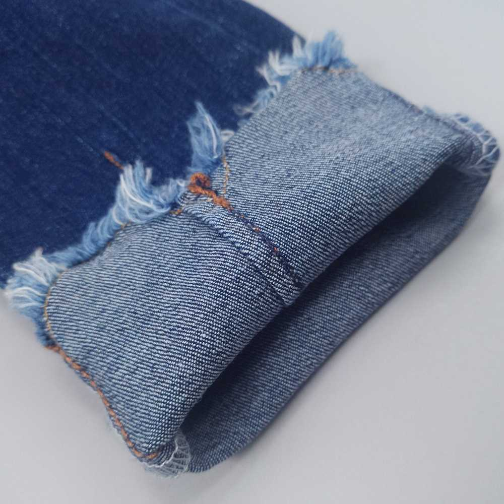 Chumhey 1-5T bebek kız kot pamuk sıkı denim pantolon ilkbahar sonbahar uzun kalem pantolon kız elbise çocuk giyim