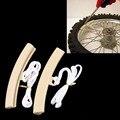 2 unids moto de la motocicleta protector de cambio de protectores de borde de la llanta de la rueda para suzuki honda yamaha portátil