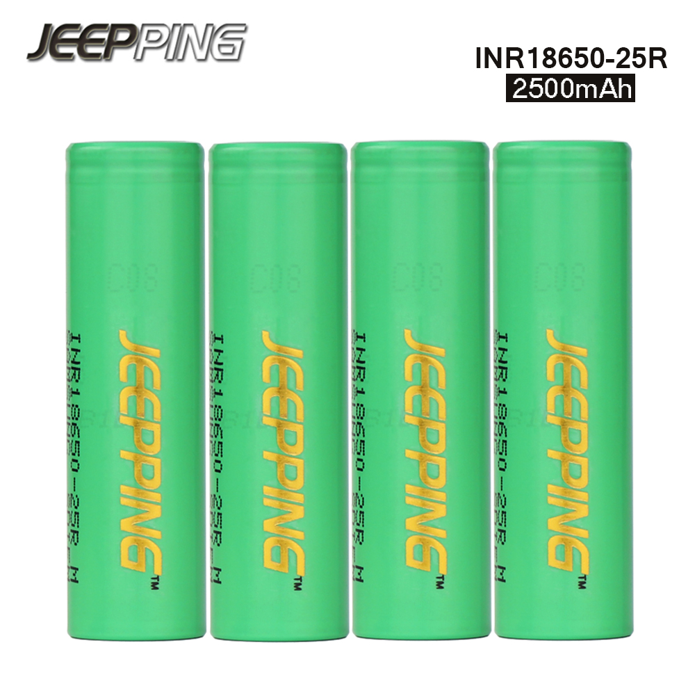 Free Shipping 4pcs 100% New original 18650 Battery 3.7V 2500mAh INR18650 25R Li-ion Rechargeable Battery batteries for Samsung  samsung inr18650-25r | Samsung INR 18650-25R Battery – MyFreedomSmokes Free Shipping 4pcs 100 New original 18650 Battery 3 7V 2500mAh INR18650 25R Li ion Rechargeable
