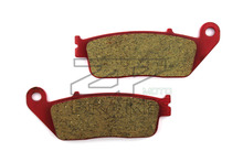 Motorcycle Parts Brake Pads Fit HONDA VT 250 FL Spada Castel 1988 1990 Front New Red