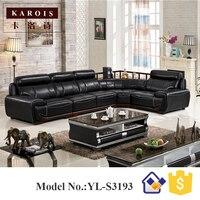 Luxury Chesterfield Living Room Furniture U Shaped Sectional Lovesac Sofa Furniture Guangzhou