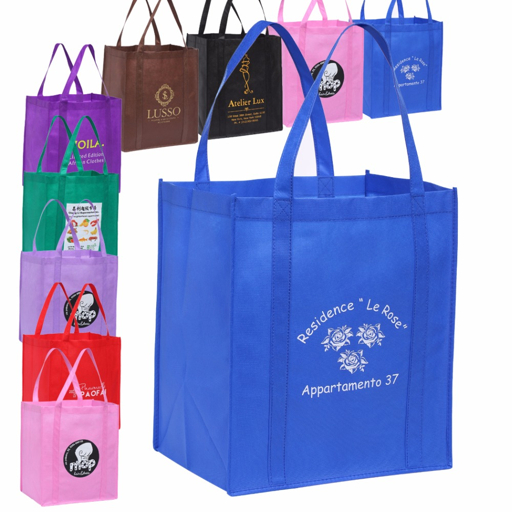 Bulk Shopping Bags Promotion-Shop for Promotional Bulk Shopping ...