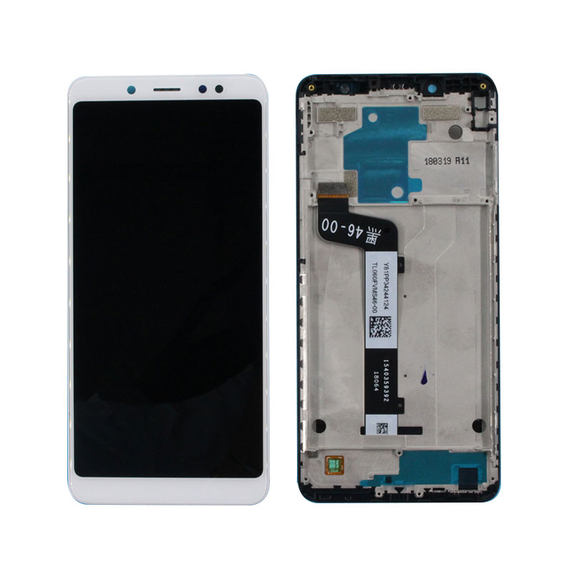 Image 4 - For Xiaomi Redmi Note 5 Pro LCD Display Note 5 Touch Screen Digitizer Assembly Replacement For Xiaomi Redmi Note5 5.99 Inch LCD-in Mobile Phone LCD Screens from Cellphones & Telecommunications