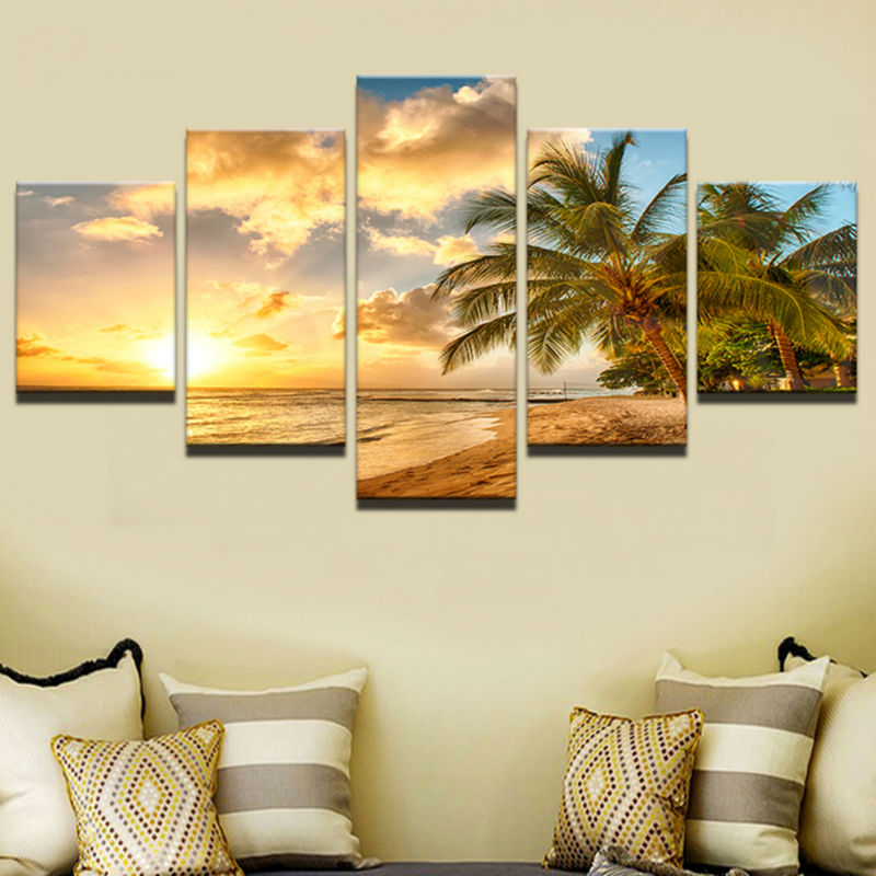 Large Canvas Painting For Bedroom Living Room Home Wall ...