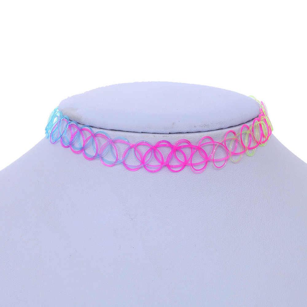 1 sztuk biżuteria wakacje plaża Waterdrop łańcuszek do obojczyka naszyjniki dla damski łańcuszek biżuteria naszyjnik