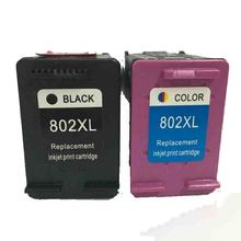 vilaxh 802 XL Compatible ink cartridges For HP 802XL for DeskJet 1050 2050 3050 2150 3150 1010 1510 2540 printer