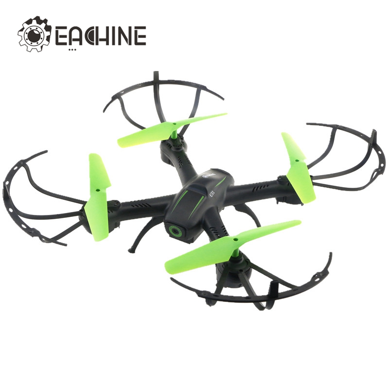 Eachine E31/E31HC/HW With 2MP/0.3MP Camera Wifi FPV Altitude Hold Healess Mode 2.4G 4CH 6-Axis RC Drone Quadcopter Toys Gift RTF cheerson cx 10wd cx10wd mini wifi fpv with high hold mode 2 4g 6 axis phone wifi control mode rc quadcopter rtf fun toys drone