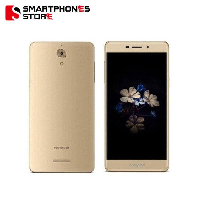 "Global Version Coolpad E502 Mega Y83 Mobile Phone 5.5"" Mediatek MT6735P Quad-core Dual SIM 2500mAh 3GB RAM 16GB ROM Android 6.0"