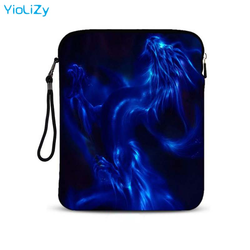 umbrella print waterproof 9.7'' 10'' inch mini tablet case notebook sleeve laptop bag PC protective shell skin Cover IP-5772