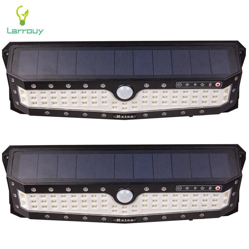 купить USB Powered 79 LED Night Light IP65 Waterproof Solar Lights Wide Angle LED Solar Powered Lamp Outdoor For Garden Wall Yard Patio по цене 3516.83 рублей