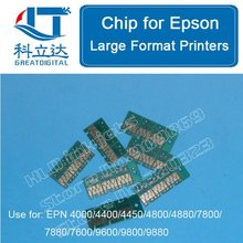 [KLD Inkjets] Compatible inkjet cartridge's chip is compatible with Epson Stylus Pro 4450 4000 4400 7600 9600 7800 7880 9800
