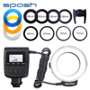 New RF 550E Macro 48 Pcs LED Ring Flash Light For Sony A900 A850 A560 A77