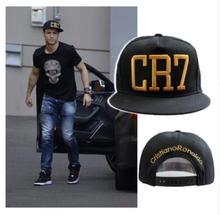 цены Newest Style Cristiano Ronaldo CR7 Hats Baseball Caps Hip Hop Caps Snapback Hats for Men Women High Quality bone masculino