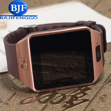 """Smart Watch For Android Support memory Card Sim GPRS 1.54"""" IPS Wrist Bracelet Sports pedometer Bluetooth wristwatch Q18 GT08"""