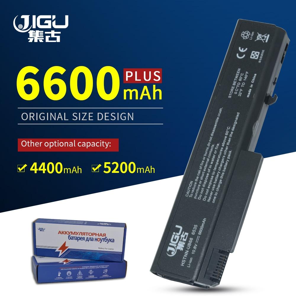 JIGU Laptop Battery For HP EliteBook 6930p 8440p 6535b ProBook 6450b 6555b 6550b 6440b 6445b 6540b 6545b 458640-542 586031-001