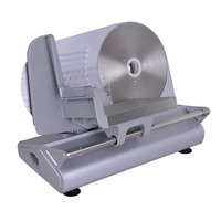 USA Warehouse 8.5 inch 8 1/2 inch Blade Electric SS Stainless steel Food Slicer Meat Mutton Slicing machine Cutter