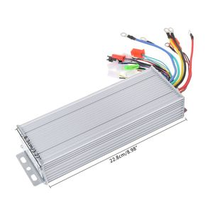 Image 5 - 48 72v 1500ワット4 1でe bicyleスクーターブラシレスインテリジェントデュアルモードコントローラ