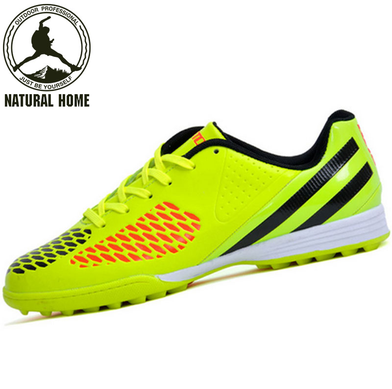 [NaturalHome] Brand Indoor Soccer Shoes Futbol Chaussure de Foot Shoes Soccer Chaussure de Football Sneakers Boots