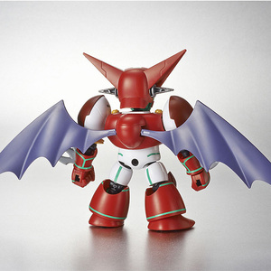 Image 4 - Bandai MAZINGER Z SD BB צלב צללית שין גטר Gundam חליפה ניידת להרכיב דגם ערכות פעולה דמויות אנימה מתנה