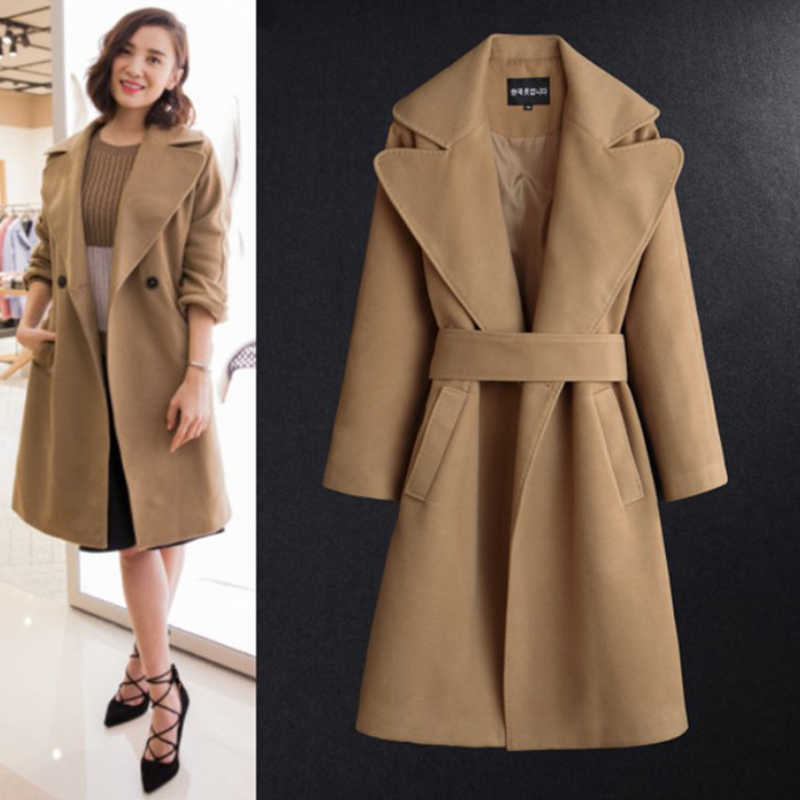 Online Get Cheap Long Camel Wool Coat -Aliexpress.com | Alibaba Group