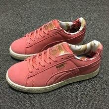 bc1c18e92e1cf6 Original New Arrival PUMA Women s x CAREAUX Sneakers Men s Classic+ Sneakers  Shoes Badminton Shoes Size 36