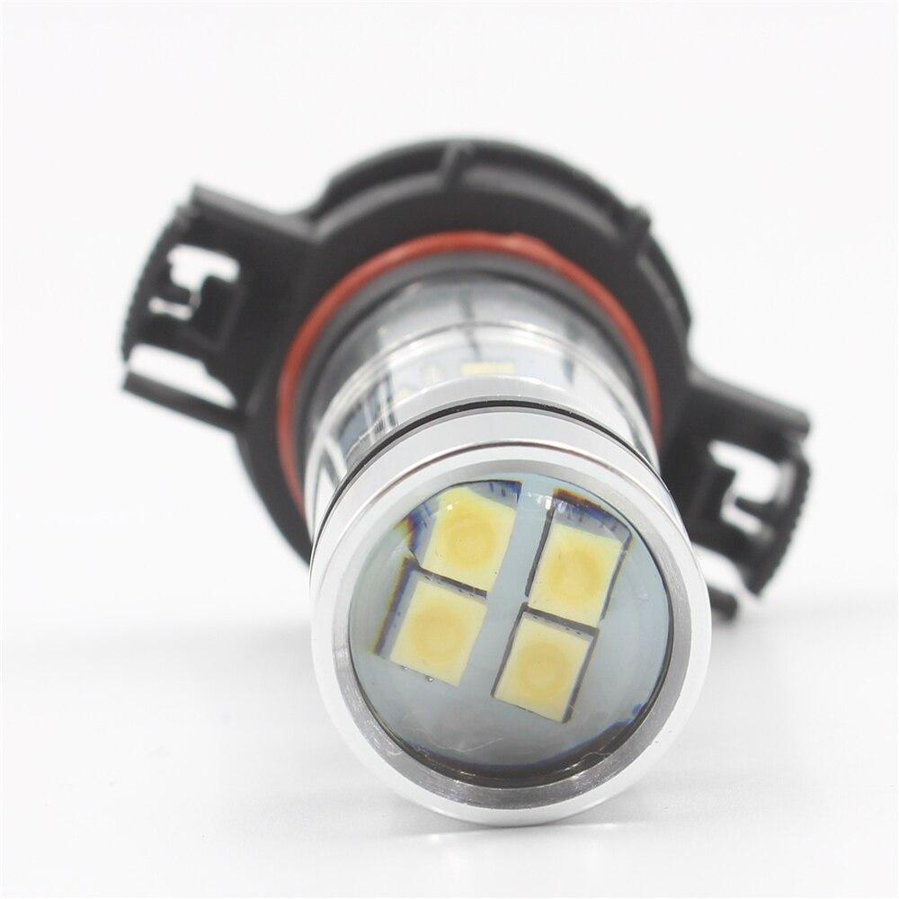 2 հատ / 1 լոտ բարձր հզորություն 100W PSX24W LED - Ավտոմեքենայի լույսեր - Լուսանկար 3