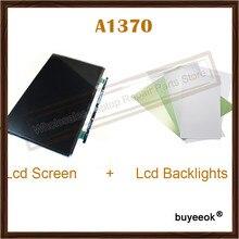 "Original Neue A1370 LP116WH4 TJA1TJA3 B116XW05 V.0 Lcd-bildschirm + LCD Hintergrundbeleuchtung Für Apple Macbook Air 11 ""Laptop"