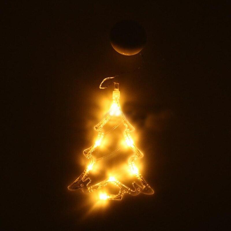 Luzes da Noite ornamento da decoração interna da Formato : Árvore de Natal