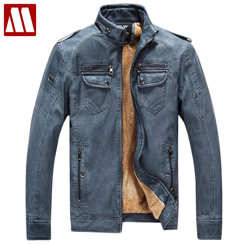 Hot ! High quality new winter fashion men's coat, men's fur liner jackets, men's leather jacket free shipping Asia size S-XXXL