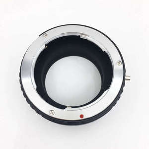 Image 4 - Newyi Cy Lm Adapter For Contax Cy Lens To Leica M9 M8 With Techart Lm Ea7Ii Camera Lens Ring Accessories