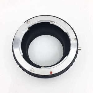 Image 4 - Newyi Cy Lm Adattatore per Contax Cy Lens per Leica M9 M8 con Techart Lm Ea7Ii Obiettivo Della Fotocamera Anello di Accessori