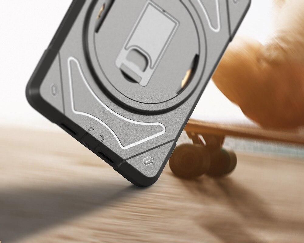 Para Apple Nuevo iPad 9.7 pulgadas 2017 y 2018 Soporte para cinturón - Accesorios para tablets - foto 5